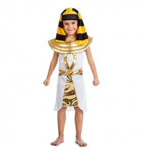 Déguisement Égyptien doré pour garçon