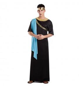 Déguisement Grec noir pour homme