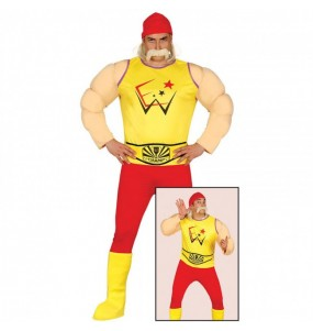 Déguisement Hulk Hogan Adulte