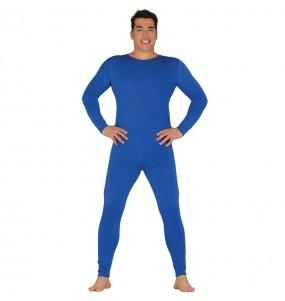 Déguisement Justeaucorps Bleu pour homme