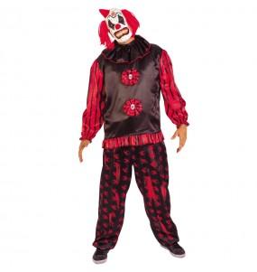 Déguisement Clown méchant homme