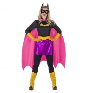 Déguisement Super-héroïne Chauve-Souris femme
