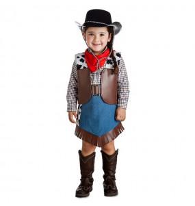Déguisement Cowgirl Wild West pour fille