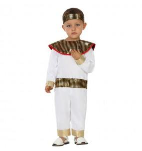 Disfraz de Egipcio Ramsés bebé