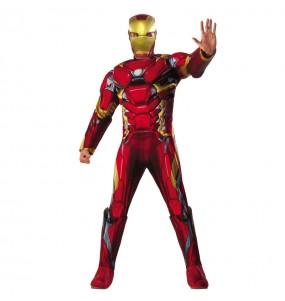 Déguisement Iron Man Civil War pour homme - Marvel®