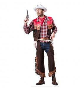Déguisement Cowboy Lucky Luke pour homme