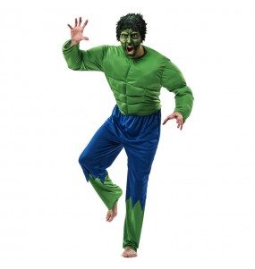 Déguisement Incroyable Hulk pour adulte