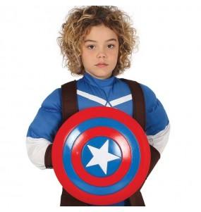 Bouclier Captain America enfant