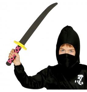 Épée Ninja en mousse pour enfants