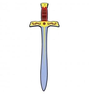 Épée Roi Médiéval en mousse pour enfants