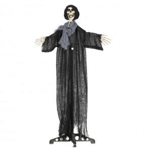 Squelette décoration avec capuche