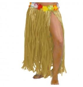 Jupe Hawaï Longue Paille