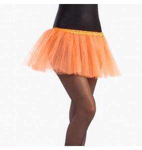 Jupe tutu Orange fille