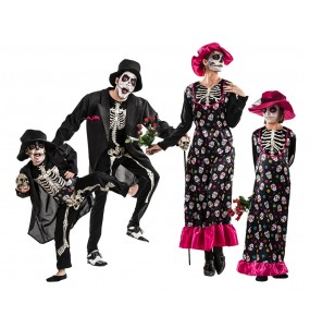 Groupe Squelettes Catrina