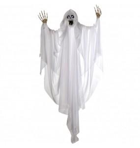 Fantôme blanc avec lumière décoration