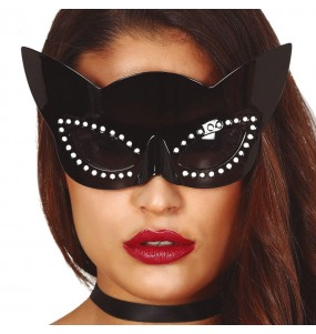 Lunettes Catwoman
