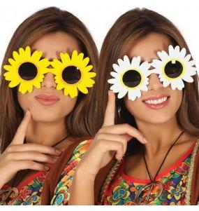 Lunettes Hippies Marguerites