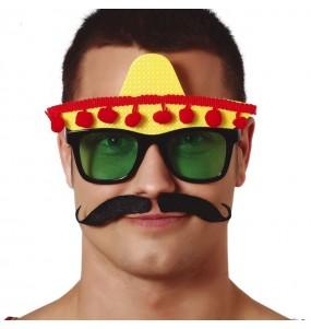 Lunettes Mexicaines avec chapeau