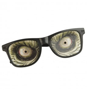 Lunettes Zombie Halloween