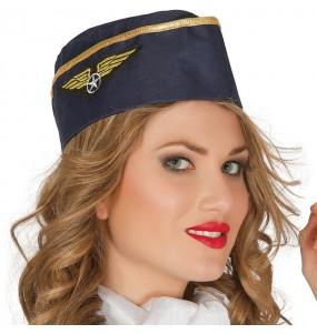 Coiffe Hôtesse de l'air