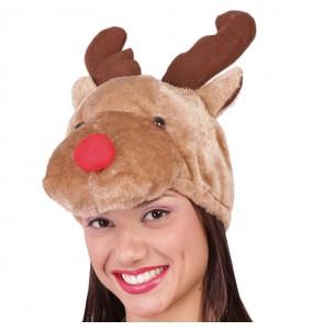 Coiffe Renne Noël