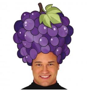 Coiffe Fruits Raisin