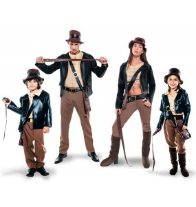 Groupe Archéologues Indiana Jones