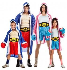 Groupe Boxeurs UFC