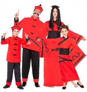 Groupe Chinois Dragon Rouge