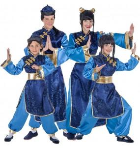 Groupe Chinois Élégants