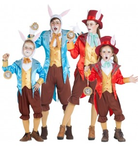 Groupe Lapins Alice au Pays des Merveilles