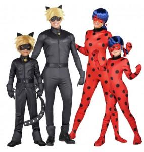 Groupe Ladybug Chat Noir
