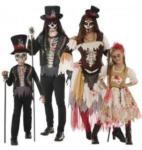Groupe Famille Poupées Vaudou