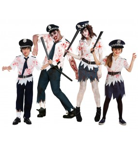 Groupe Policiers Zombies