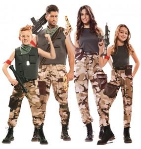 Groupe Soldats Forces Spéciales
