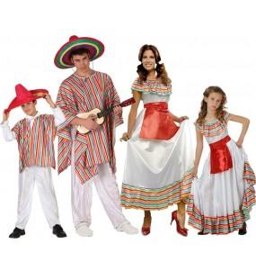 Groupe Méxicains Blancs
