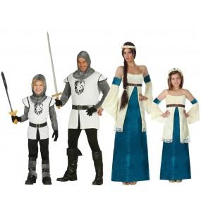 Groupe Famille Médiévale