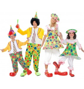 Groupe Clowns Cirque