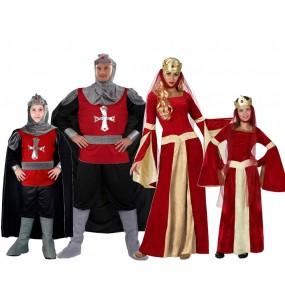 Groupe Moyen Âge Rouges