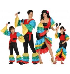 Groupe Danseurs Rumba Tropicaux