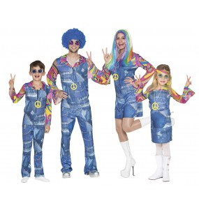 Groupe Hippies Jeans