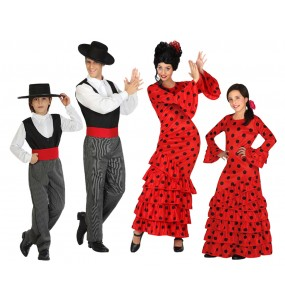 Groupe Flamenco Rouges