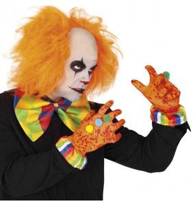 Gants Clown maléfique