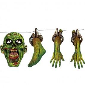 Guirlande Zombies Halloween