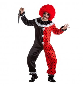 Déguisement Clown Diabolique Adulte