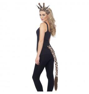 Kit accessoires costume Girafe