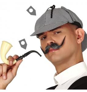 Kit Accessoires costume Sherlock Holmes