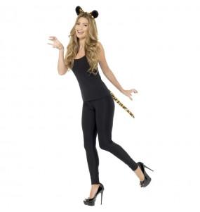 Kit accessoires costume Tigre