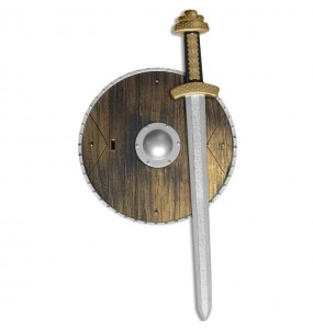 Kit accessoires costume Viking enfant