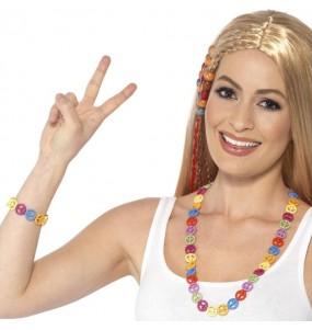 Kit accessoires Hippie Peace